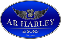 AR Harley and Sons Custom Motorcycle Parts and Accessories