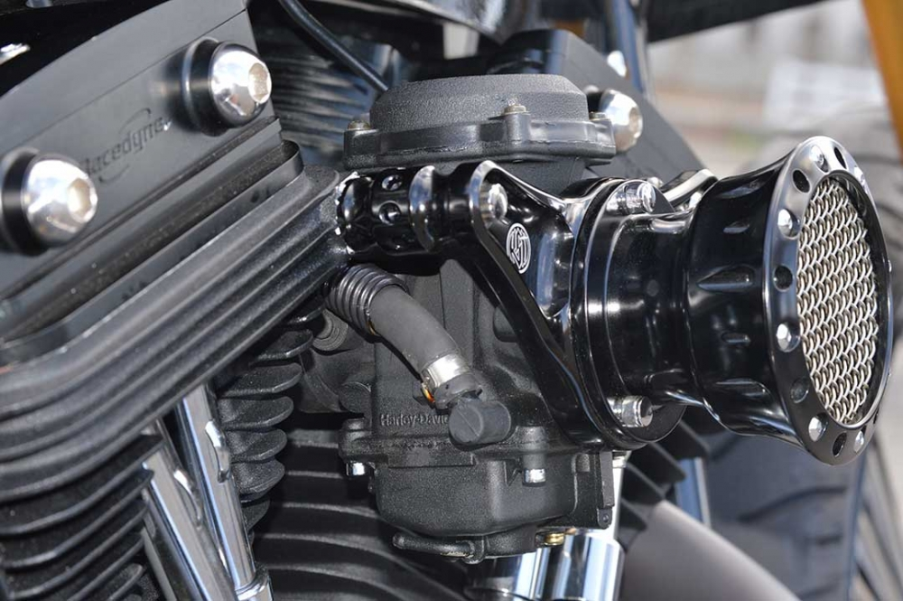 Volocity Stacks Chopper Air Cleaner : Roland sands design nostalgia velocity stack air filter in