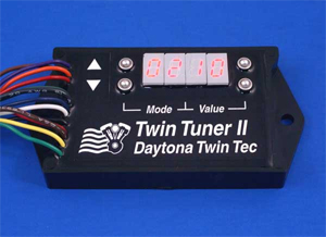 Daytona Twin Tec Twin Tuner II Fuel Injection and Ignition Controller for 2008-2013 Harley Davidson Touring Models with 73 Pin Delphi EFI (16202)