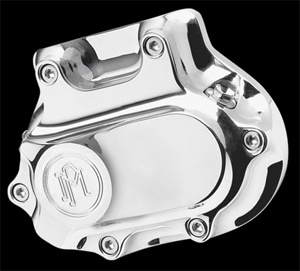 Performance Machine Clutch Slave 5 Speed Smooth Housing in Polished Finish For 1987-2006 Softail, 1987-2006 FLT, 1991-2005 Dyna Models (0066-2000)