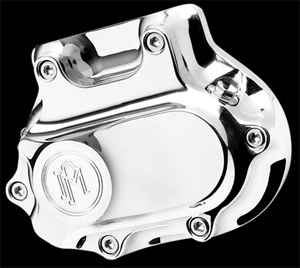 Performance Machine Clutch Slave 5 Speed Smooth Housing in Chrome Finish For 1987-2006 Softail, 1987-2006 FLT, 1991-2005 Dyna Models (0066-2000-CH)