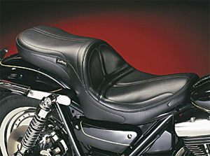 Le Pera Maverick Foam Seat For 1982-1994 FXR Models (L-923)