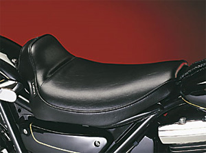Le Pera Cobra Solo Smooth Seat For Harley Davidson 1982-1994 FXR Motorcycles (L-258)