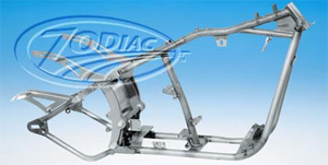 Zodiac Right Side Drive Frame for up to 330 Rear Tyres (722579, 236889)