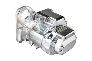 Jims USA 6-Speed Overdrive Transmission With Polished Aluminium Case For 1991-1999 Softail Models (8004C6)