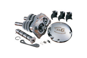 Baker Drivetrain 6-Speed Transmission Gear Set For 1995-2003 XL & Buell Models (DS-326101)