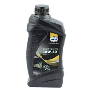 Eurol Motor Oil For Motorcycles With Wet Clutches - Mineral - 1 Litre (ARM257909)