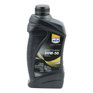 Eurol Motor Oil For Motorcycles With Wet Clutches - Mineral - 1 Litre (ARM560019)