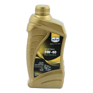 Eurol Motor Oil For Motorcycles With Wet Clutches - Synthetic - 1 Litre (ARM660019)