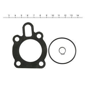 James Oil Pump Gasket & Seal Kit For 91-20 XL (excl 08-12 XR1200) - (ARM721625)
