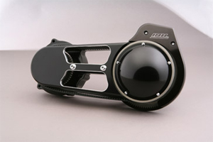 BDL EVO-8SB (2-3/4 Inch) Open Primary Belt Drive in Black Finish For 2007-Up Softail & Dyna (ARM511915)