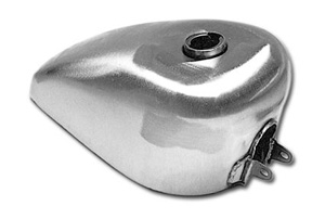 Custom Chrome King Tank For 79-81 Sportster Motorcycles (25574)