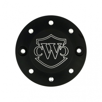 Cult Werk Point Cover For Harley Davidson 1970 - 1999 Big Twin & 2004 - 2017 Sportster Motorcycles (HD-SPO051)