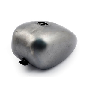 Doss 1.8 Gallon Low Tunnel Egg Gas Tank For Harley Davidson & Custom Motorcycles (ARM295615)