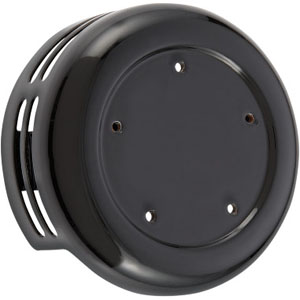 Arlen Ness Horn Cover In Black For 1991-2020 H-D Models W/ Cowbell-Style Horn Cover (03-591)