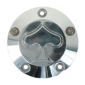 CPV Spade Point Cover In Polished Finish For 1999-2017 B.T Models (ARM409279)