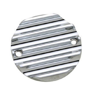 Covingtons Customs (2-Hole) Point Cover In Chrome For 1970-1998 B.T. Models (ARM187359)