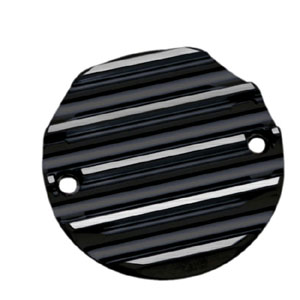 Covingtons Customs (2-Hole) Point Cover In Black For 1970-1998 B.T. Models (ARM087359)