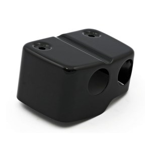 DOSS Coil Cover In Black Finish For 99-05 FXDL, FXDWG (Carb) (ARM618915)