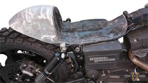 Blechfee Cafe Racer Conversion Kit For Harley Davidson Dyna