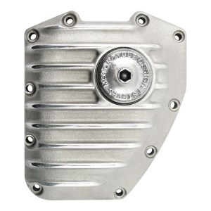 EMD Snatch Cam Cover In Semi-Polished Finish For 99-17 Twin Cam (ARM638469)