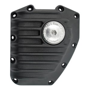 EMD Snatch Cam Cover In Black Finish For 99-17 Twin Cam (ARM738469)