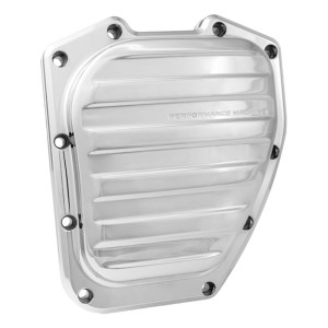 Performance Machine Drive Design Twin Cam Cover In Chrome Finish For 01-17 Softail, Dyna (0177-2036-CH)