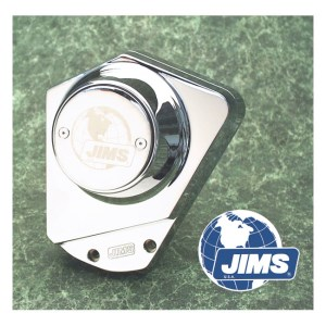 Jims 'A Cut Above' Cam Cover In Polished Finish For 73-92 B.T. (ARM000879)