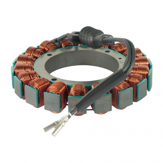 Cycle Electric Inc. 38 Amp Alternator Stator For 01-06 Softail 04-06 Dyna (ARM477629)