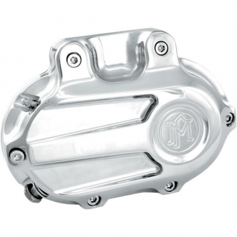 Performance Machine Hydraulic 6 Speed Scallop Clutch Cover in Chrome Finish For 2014-2016 Touring With Fairing (Excluding FLHR/C) Models (0066-2030-CH)