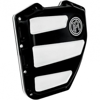 Performance Machine - Cam Scallop Cover In Platinum (0177-2020-BMP)