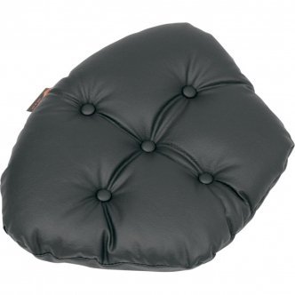 Saddlemen Large Pillow Seat Pad in Black Finish (0810-0524)