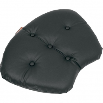 Saddlemen Extra Large Pillow Seat Pad in Black Finish (0810-0523)