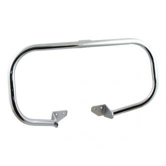 Doss Engine Guard 1-1/4 Inch in Chrome Finish For 1993-2005 Dyna Models With Forward Controls (ARM900535)