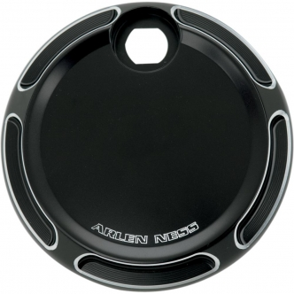 Arlen Ness Fuel Doors in Beveled Black Finish For 2008-2020 FLTR/FLHT/FLHX/H-D FL Trikes (Except FLRT) Models (04-161)
