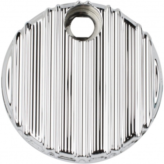 Arlen Ness Fuel Doors 10-Gauge in Chrome Finish For 2008-2020 FLTR/FLHT/FLHX/H-D FL Trikes (Except FLRT) Models (04-216)