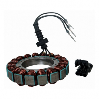 Compu-Fire Stator For 1999-2006 B.T. (Excluding Evo, 2006 Dyna). For Compu-Fire 3-Phase System Models (ARM154835)