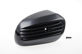 Cult Werk Air Filter Cover In Gloss Black For Harley Davidson 2017-2020 Touring Models (HD-TOU019)