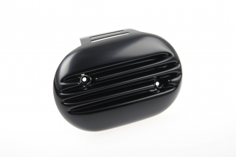 Cult Werk Air Cleaner Cover In Gloss Black For 2018-2020 Softail Breakout Models (HD-BRO041)