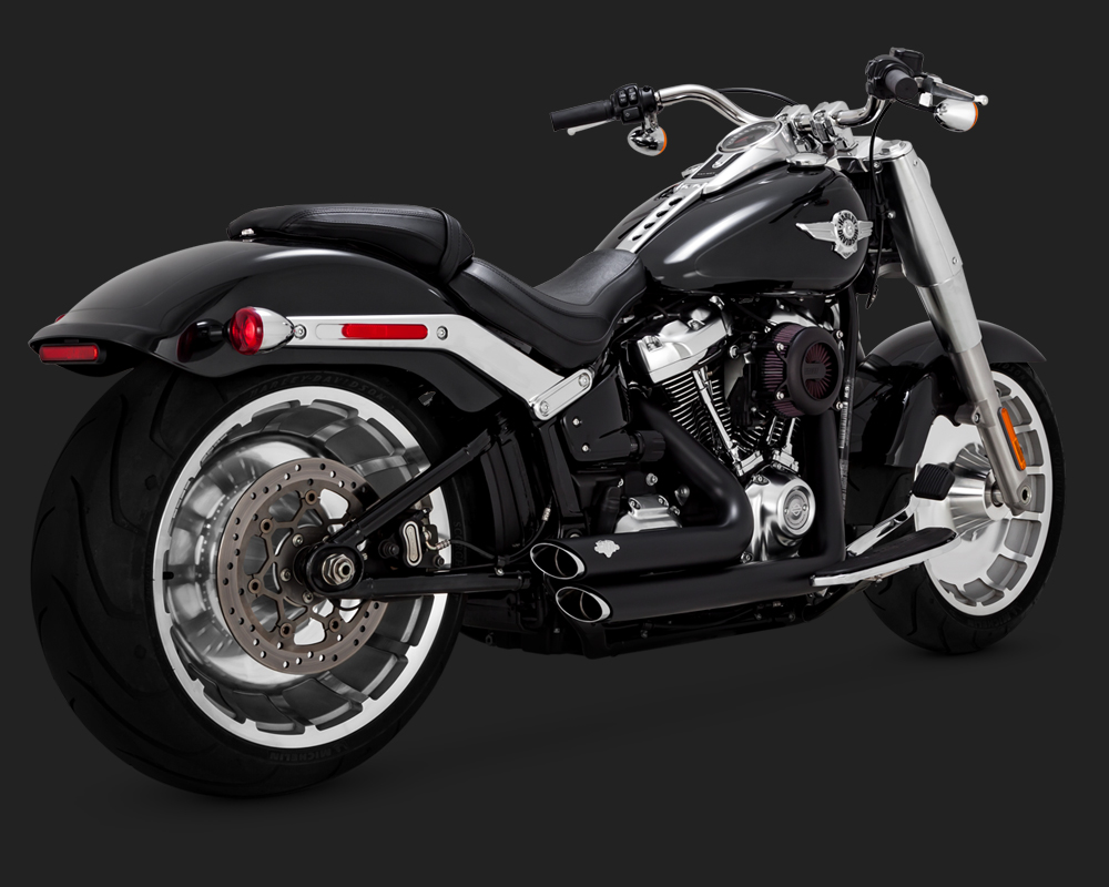 Harley Davidson Breakout Vance And Hines Exhaust