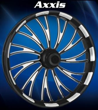 RC Components Axxis Front Wheel In Eclipse