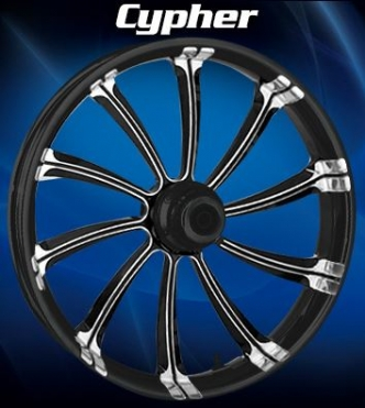 RC Components Cypher Front Wheel In Eclipse