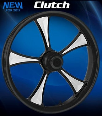 RC Components Clutch Rear Wheel In Eclipse