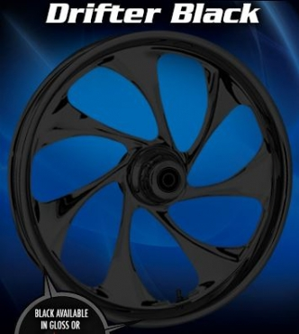 RC Components Drifter Front Wheel In Black