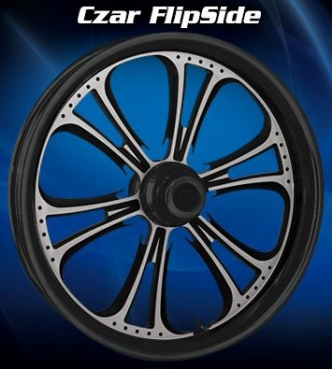 RC Components Czar Front Wheel In Flipside