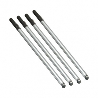 S&S Adjustable Chrome Moly Pushrod Set 89 Inches S&S Engines, Cylinder Length 5.087 Inch (0.437 Inches) For 1991-2003 XL Models (93-5089)