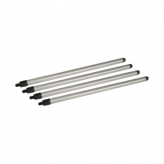 Andrews Adjustable Chrome Moly Pushrods For 1966-1984 Shovel With OEM Hydraulic Units Models (ARM035305)