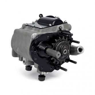 Samwell Supplies 4-Speed Transmission in 3-Speed Case Close-Ratio Gears, Same 1:1 End-Ration As Stock For 1941-1951 WL Models (ARM198409)