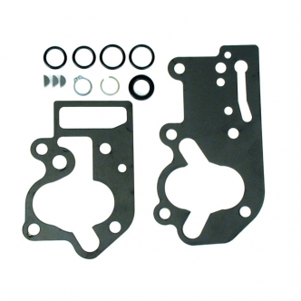 Cometic Oil Pump Seal Kit Paper For 1992-1999 Evo B.T. Models (ARM935165)