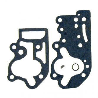 S&S Oil Pump Gasket Rebuild Kit For 1936-1991 B.T. (Use With S&S Pumps Only!) (31-6271)